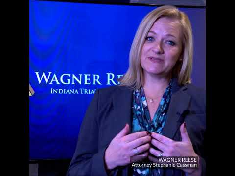 Wagner Reese Attorney Stephanie Cassman Partnering With The Indianapolis Bar Association