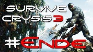 Crysis 3 Gameplay #23 - ENDE - PC | max Details | Post Human Warrior