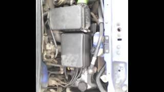 Хафей Брио / Hafei Brio Двигатель 1.1- 468