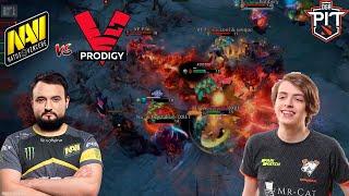 ПЕРВЫЙ МАТЧ НОВОГО СОСТАВА НАВИ! | Na`Vi vs VP.Prodigy (BO3) OGA Dota PIT Season 2