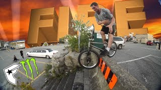 the greatest bmx film of all time **FIRE MIDS**