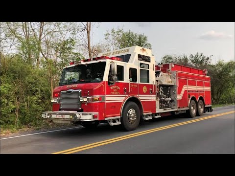 Fire Truck Compilation: Best of Siren and Airhorn Usage (2000 SUB SPECIAL)