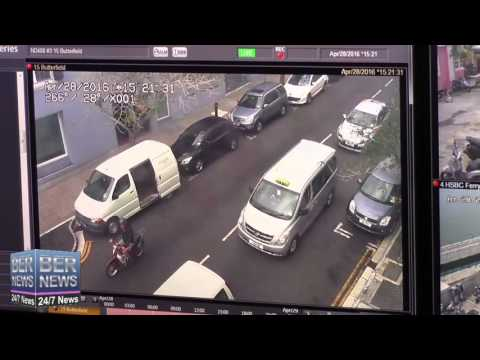 CCTV Monitoring Suspicious Vehicle, April 28 2016