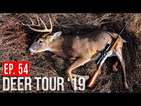 Wisconsin MARSH BUCK! Opening Weekend Deer Camp