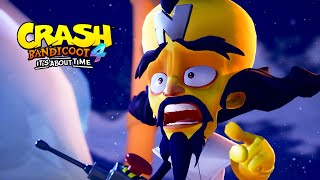 Crash Bandicoot 4: It's About Time Demo - Neo Cortex Gameplay (No Commentary, PS4 PRO)