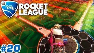 Uçuyormuyuz I Rocket League Türkçe Multiplayer I 20. Bölüm