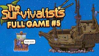 The Survivalists - Pąrt 5 - We Found A Galleon?!