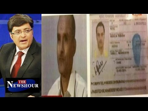 Indian Spy In Pakistan-An ISI Stunt To Derail Pathankot Probe : The Newshour Debate (25th Mar 2016)