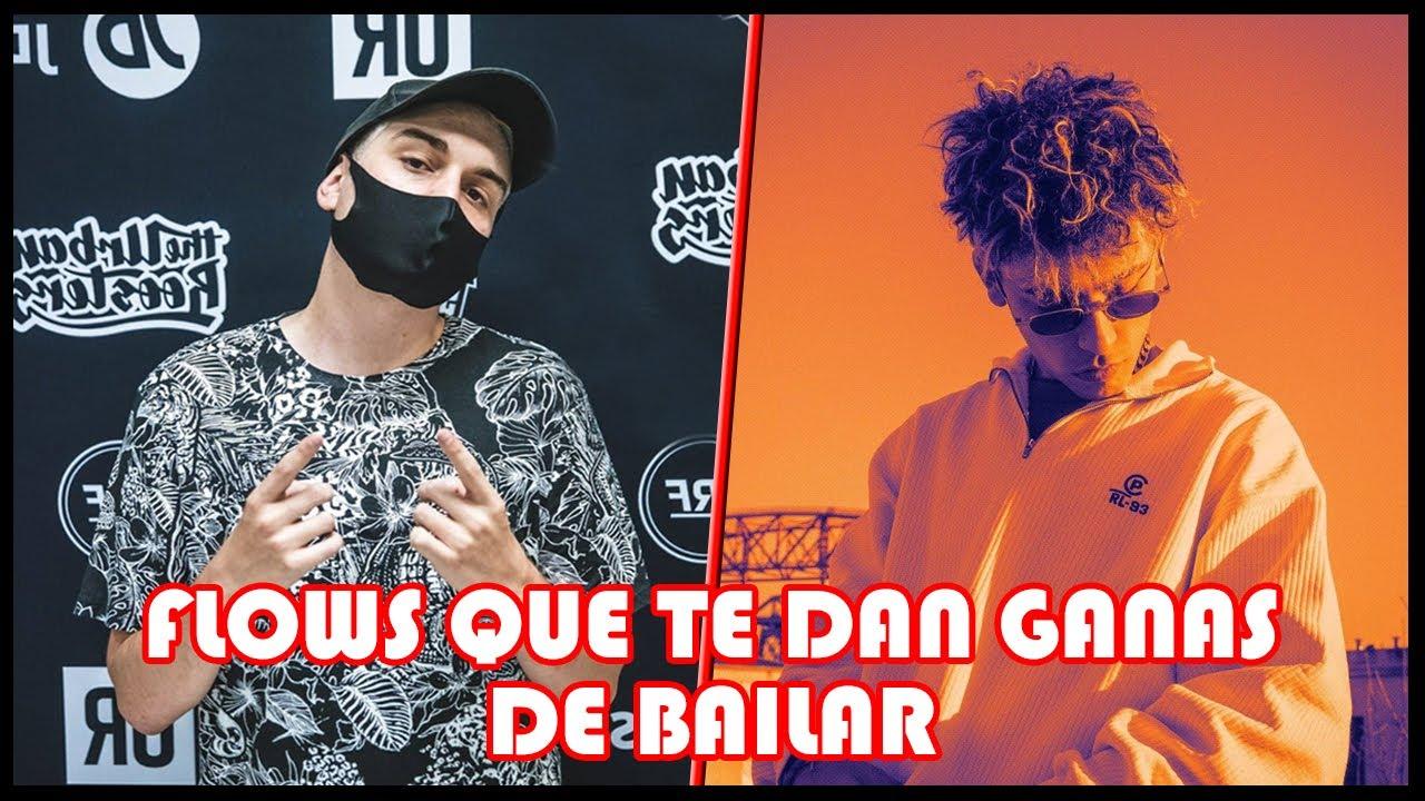 FLOWS ADICTIVOS que te dan ganas de BAILAR (Ep. 03) | Batallas de Rap
