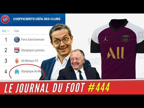 """La menace qui plane sur l""""OM et qui arrangerait LYON, un maillot du PSG aux couleurs du Qatar ?"""
