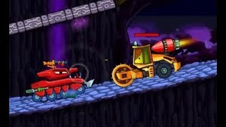 CAR EATS CAR: 6 GAME LEVEL 18-19 | CAR Kid GAMES