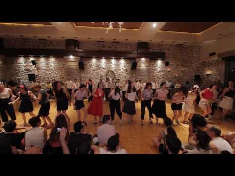 Lindy Hop (Bearcat Shuffle) - Graduation 2017