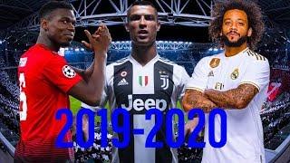 LE 11 DE LA JUVE VERSION 2019-20 ! (POGBA,MARCELO,RABIOT,ICARDI,...) AM#216