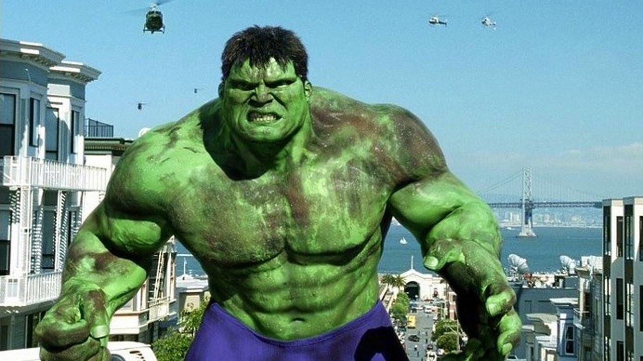 San Francisco Scene - Hulk Smash - Hulk (2003) Movie CLIP HD - YouTube