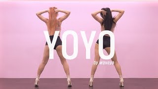Gloria Groove - YoYo (feat. IZA) cover dance Waveya