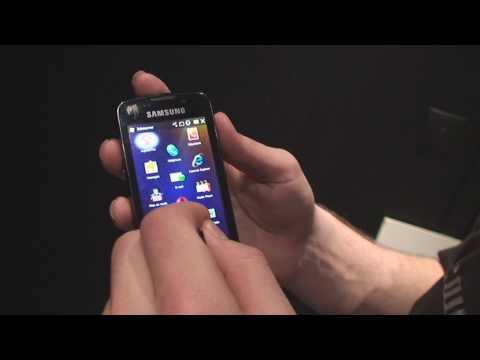 Samsung Omnia Pro B7610 - LesNumeriques / DigitalVersus
