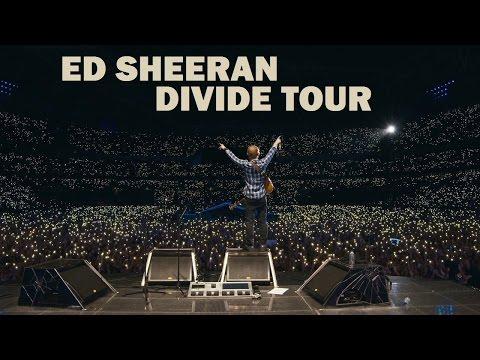 VLOG: ED SHEERAN DIVIDE TOUR BERLIN - FULL CONCERT