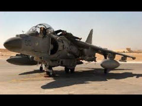 Missão: matar o Príncipe Harry e destruir os jatos Harrier dos Fuzileiros Navais.