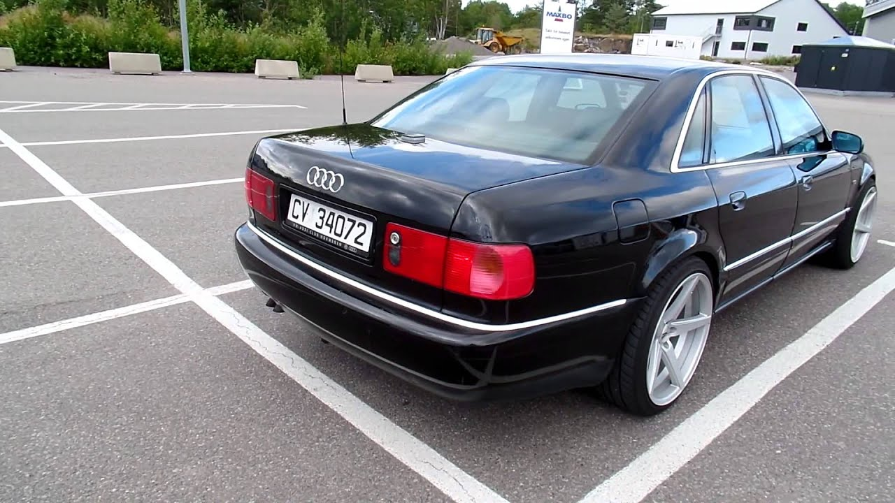 Audi A8 D2 1994 1995 1996 1997 1998 1999 Fuse Box A6 C5 12 Youtube