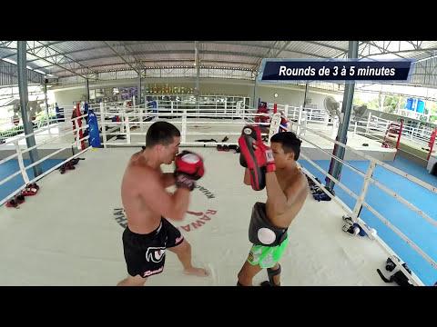 Musculation avec Cyril