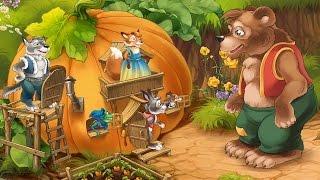 Сказка Теремок Развивающие сказки для детей Обзор детского приложения Сказки на ночь