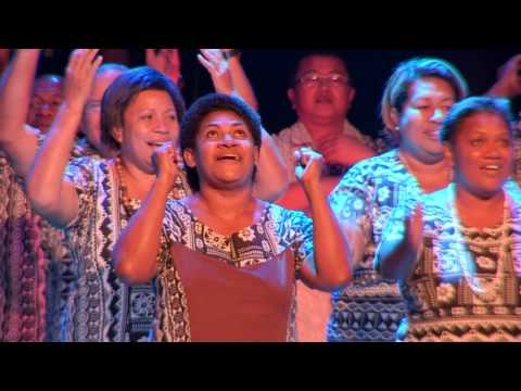 Fiji Feature - Rhythm & Culture (Live Video at Congress 2016)