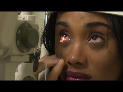 I'm Losing My Vision!