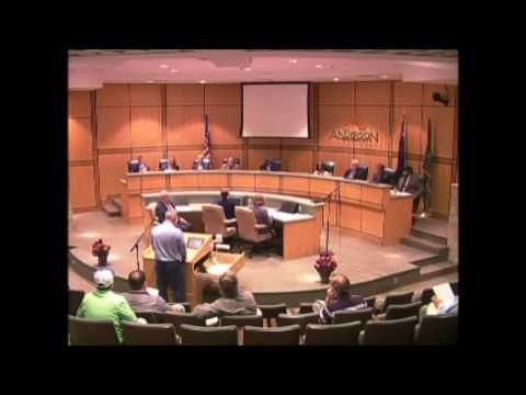 October 10, 2016, City Council Meeting