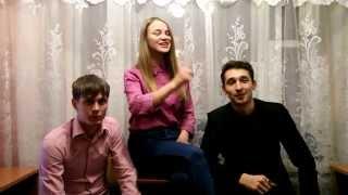 Пожелания молодым на свадьбу (12.12.2014) FullHD