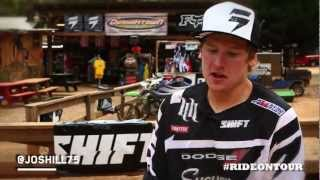 Josh Hill & Jeff Emig Durhamtown Ride On Tour