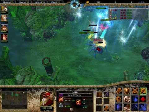 WTF is TKoK A Warcraft 3 Map YouTube