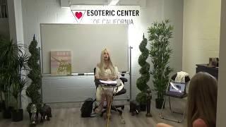 ВАЛЕРИЯ ЛУКЬЯНОВА в Esoteric Center of California! Эзотерическая лекция