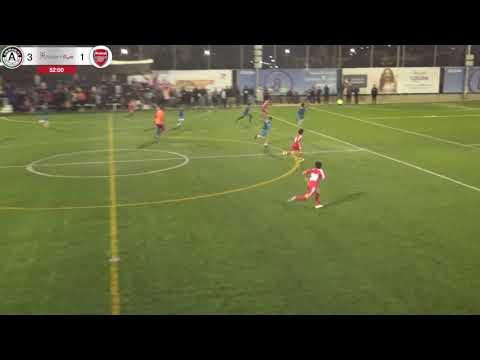 Amman FC vs Arsenal U13 Highlights with celebrations 25/10/2019