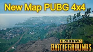 Teaser - New Map PUBG 4x4 | PlayerUnknown's Battlegrounds