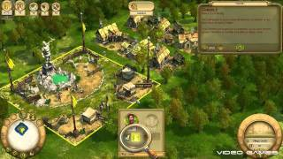 Anno 1701 - Gameplay
