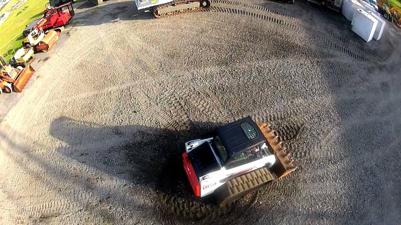 Kompaktlader Gebraucht Bobcat 864 Bensheim
