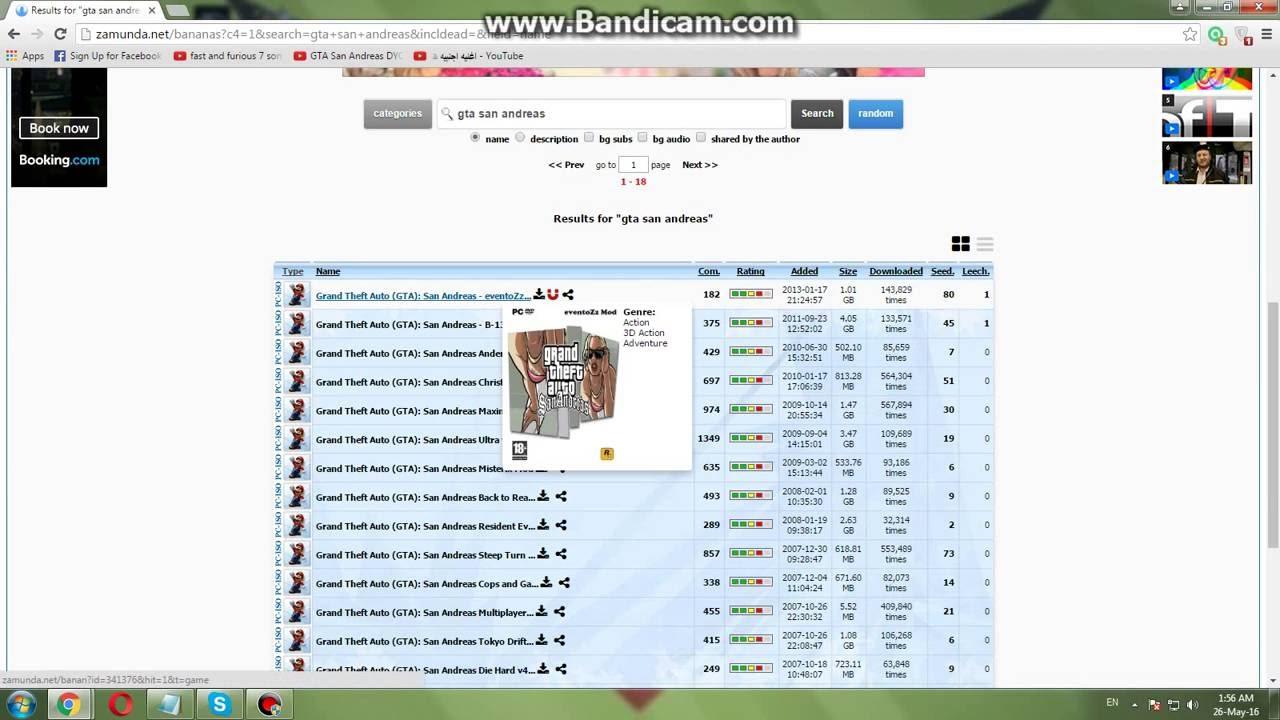 gta san andreas free download for pc full game version utorrent