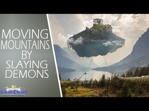 GOCC: MOVING MOUNTAINS BY SLAYING DEMONS