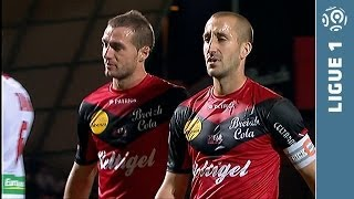 EA Guingamp - AC Ajaccio (2-1) - Le résumé (EAG - ACA) - 2013/2014