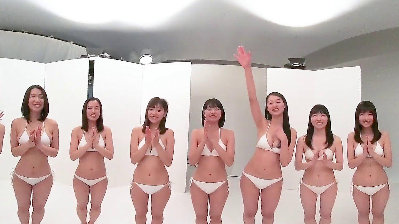 Ch ヤンマガ ミスマガジン2019がビキニ姿で魅了!グラビア動画が公開に