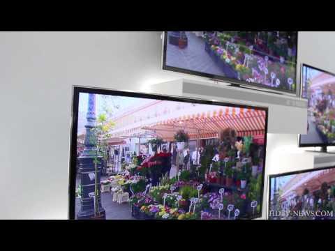Panasonic 2013 Plasma TV Lineup - ZT60, VT60, ST60, S60