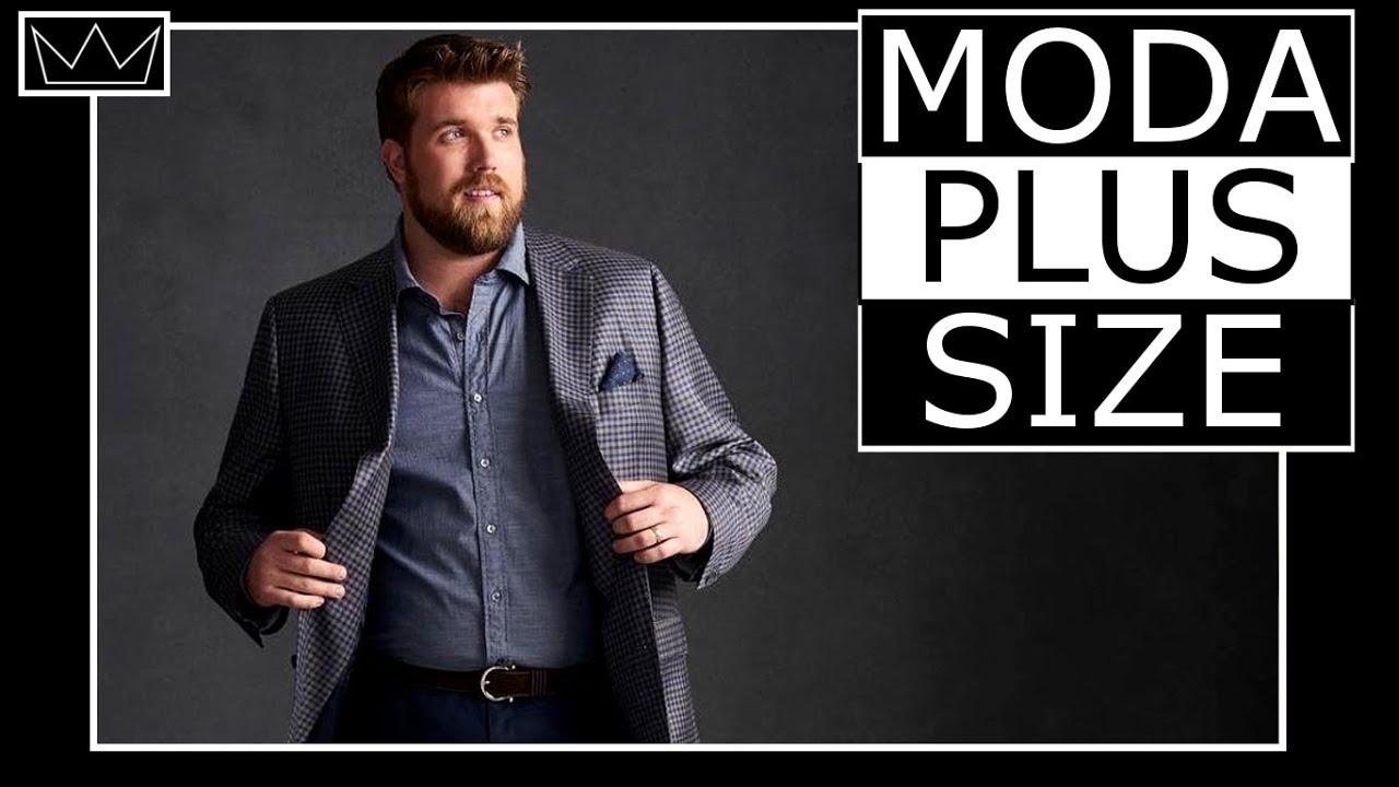 2946eaf7f 13 dicas de moda para homens PLUS SIZE   MODA MASCULINA. El Hombre