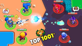 1001+ Funny Moments MONSTERS vs HEROES in Brawl Stars 🏆 The Battle Never Ends !!!