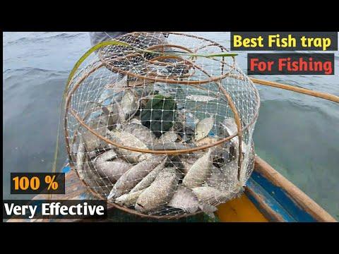 Fish Trap Net: Pinaka Mabisang Paraan Sa Pag Huli Ng Samaral At Danggit Step By Step