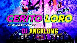 DJ ATI IKI DUDU DOLANAN CERITO LORO Slow Beat Terbaru Dj Tani Remix