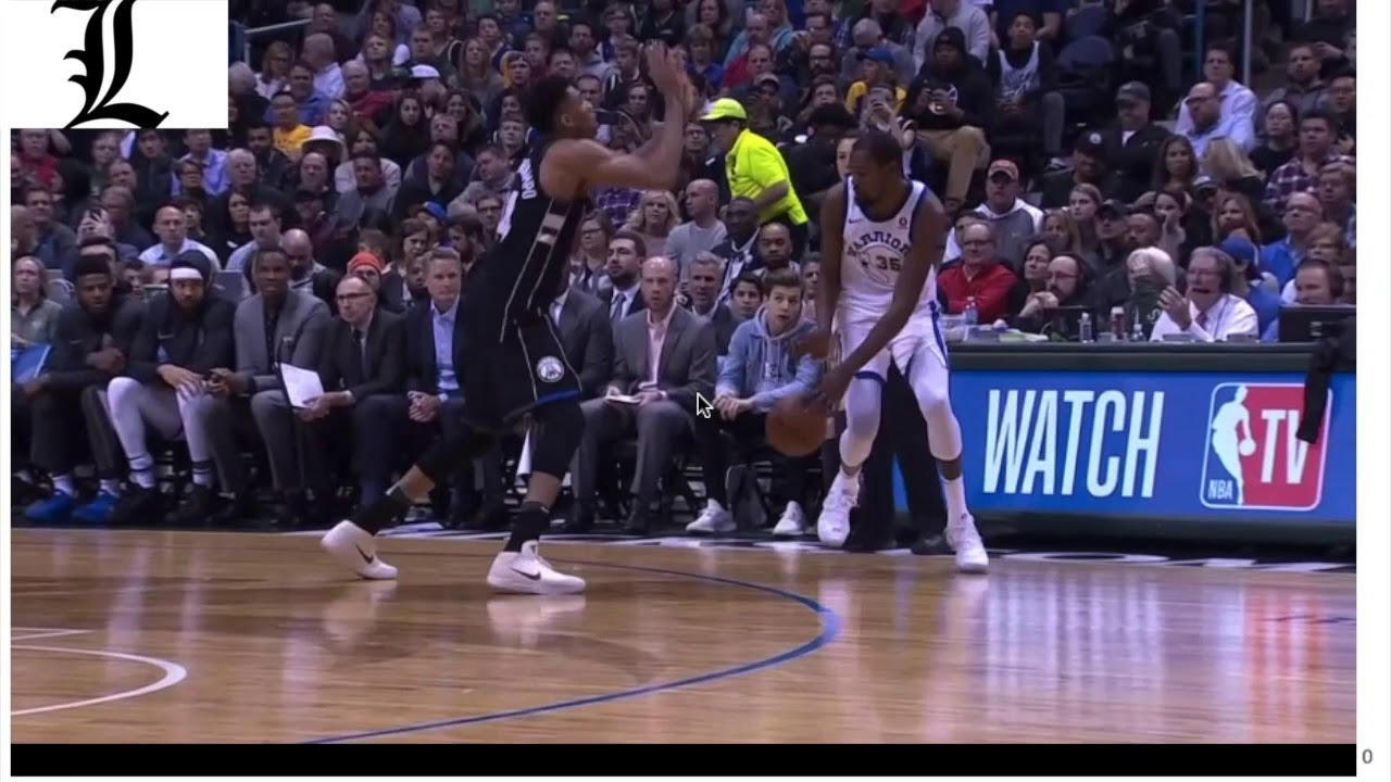 Kevin Durant Sick Crossover And Dunk On Giannis Antetokounmpo Gs Warriors Vs Bucks 12jan2018 Youtube