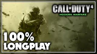 Call Of Duty 4 - Modern Warfare : Longplay