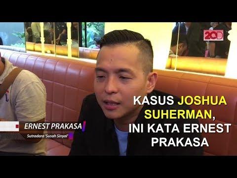 Ini Kata Ernest Prakasa, Soal Kasus Joshua Suherman Dan Ge Pamungkas | Info Artis