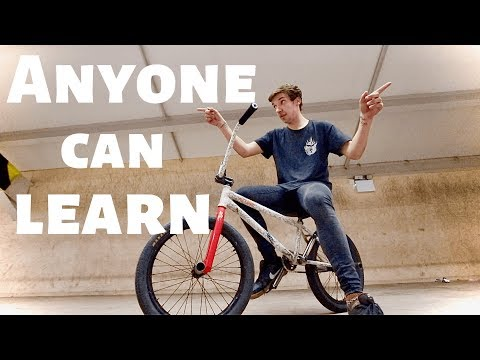 TOP 5 EASY BMX TRICKS FOR BEGINNERS