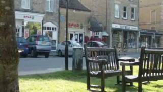 Bourton on the Water (The Cotswolds, UK) - 2010.wmv